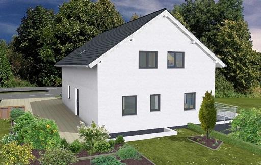 k-Monatshaus mit 2 Einliegerwohnungen Garten 3