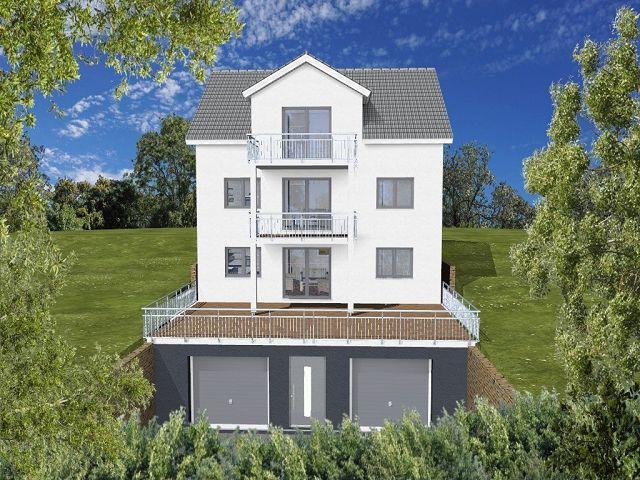 Mehrfamilienhaus mit drei kleinen Wohneinheiten